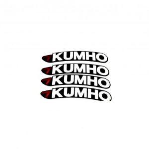استیکر لاستیک KUMHO