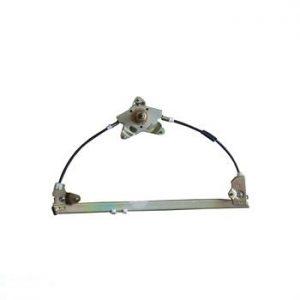 شیشه بالابر دستی عقب چپ پژو 405 ابری مناسب برای خانواده پژو 405